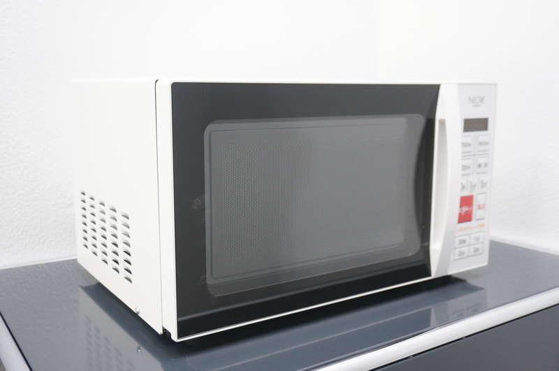 KNチヨダ(株) ネオーブ マイコン電子レンジ 20L ホワイト