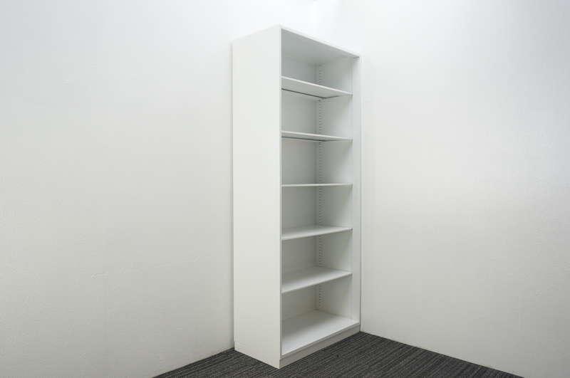 コクヨ エディア オープン書庫 H2150 ホワイト