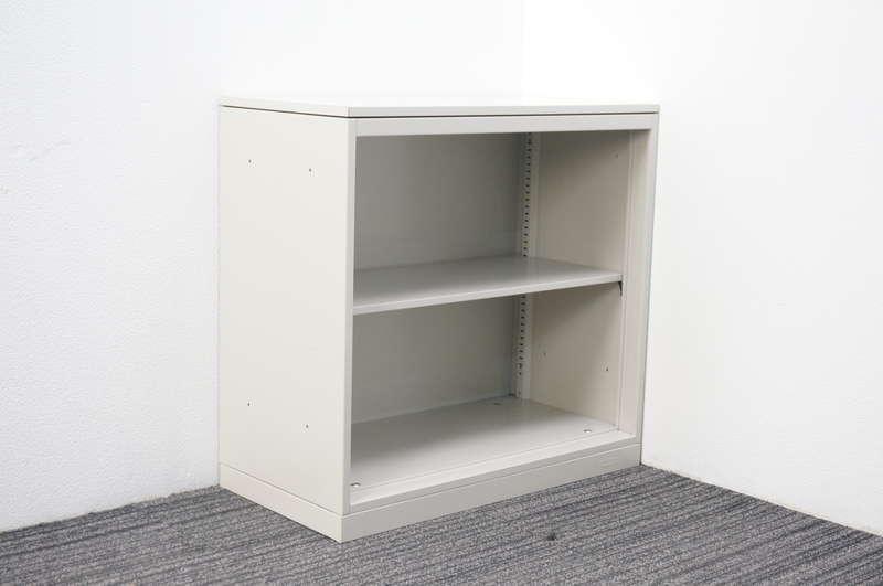 オカムラ 42-A オープン書庫 天板付 W800 D400 H770