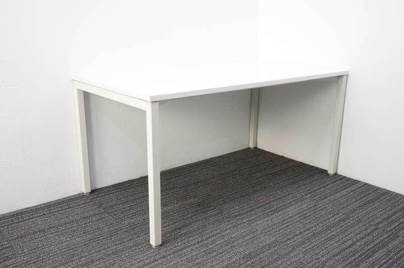 ウチダ ノティオ ミーティングテーブル 1580 ホワイト