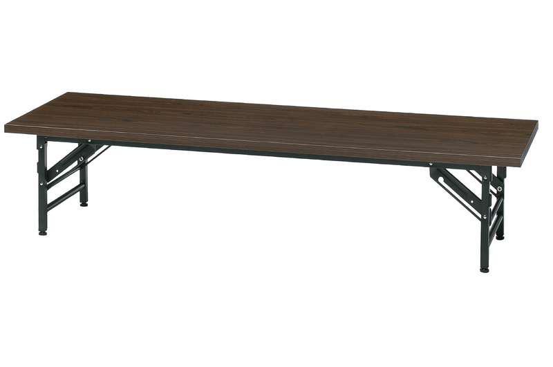 【新品】イノウエ KL 座卓テーブル 1845 H330 ローズ