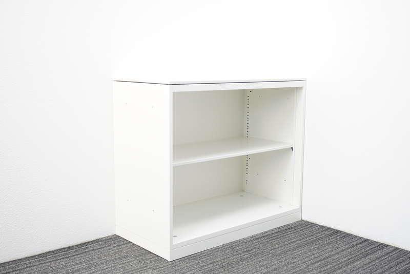 オカムラ レクトライン オープン書庫 天板付 H775 ZA75色