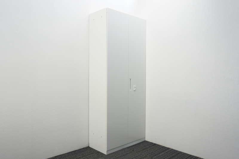 コクヨ エディア ダイヤル式両開き書庫 H2160 ホワイト
