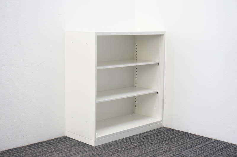 オカムラ レクトライン オープン書庫 W900 D400 H950 ZA75色