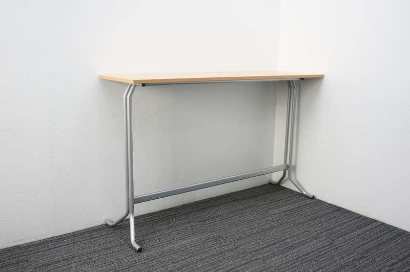 イトーキ オルノ ハイテーブル 1545 H950 フレッシュメープルL