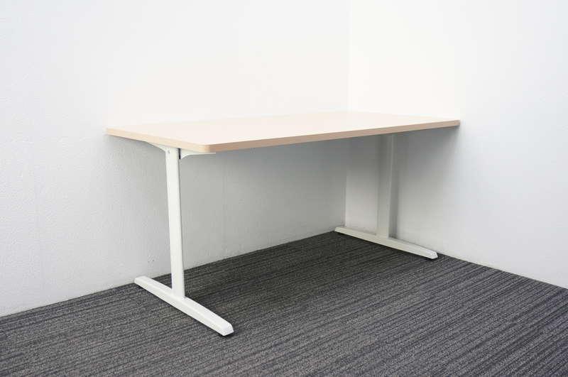 オカムラ 8177 ミーティングテーブル 1575 ネオウッドライト