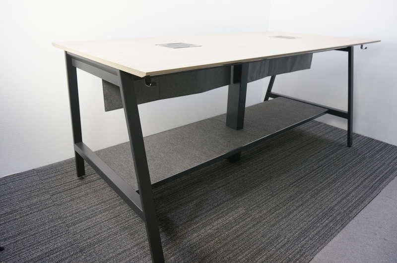 イトーキ アフィーノLT ハイテーブル 2412 H1000 アッシュドークM