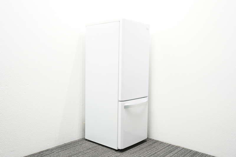 ハイアール JR-NF170K 冷凍冷蔵庫 168L 2ドア ホワイト