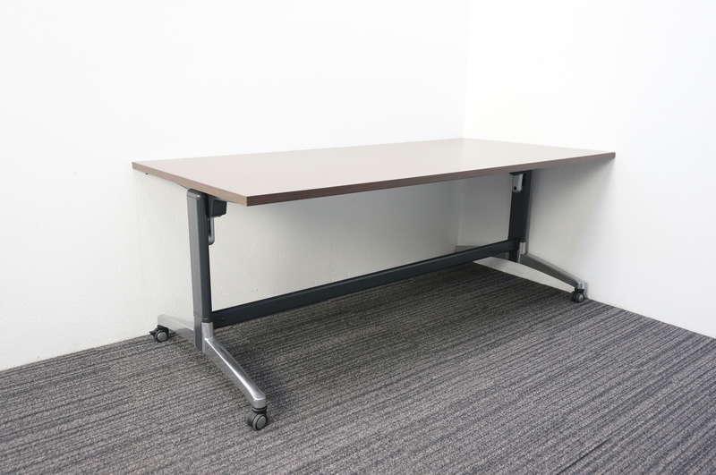 イトーキ DB フラップテーブル 1890 ファインウォールナットD